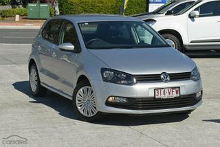2014 Volkswagen Polo Trendline 6R Manual MY14 Thumbnail