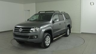 2014  Volkswagen Amarok Utility (Natural Grey) Used Car Thumbnail